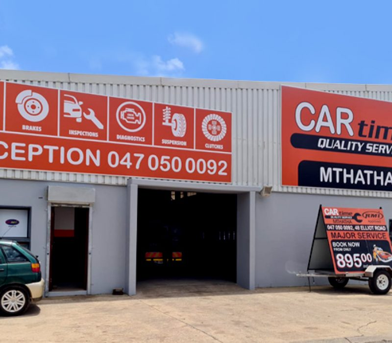 Mthatha cartime